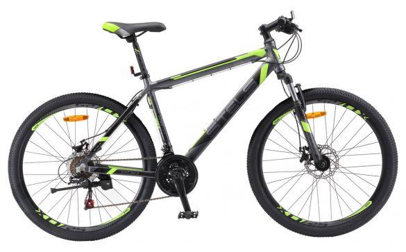 Горный велосипед Stels Navigator 600 MD V020 (2017)