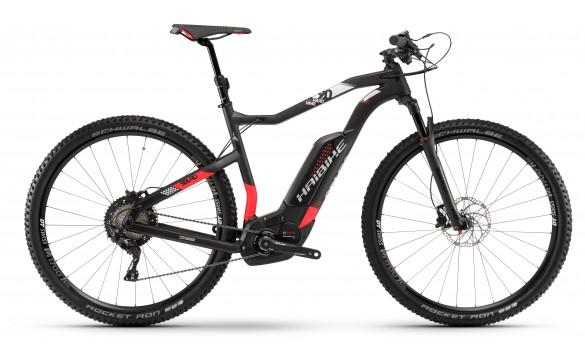 Электровелосипед Haibike Sduro HardNine Carbon 9.0 500Wh 11s XT (2018)