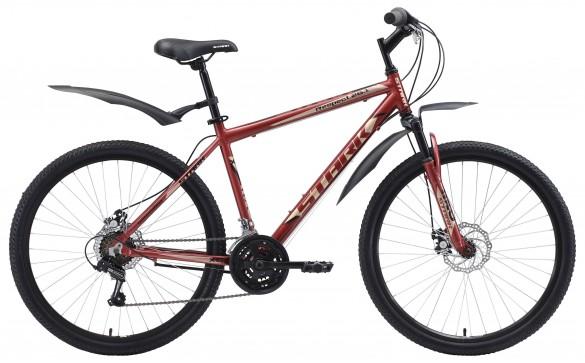 Горный велосипед Stark Respect 26.1 D (2018)