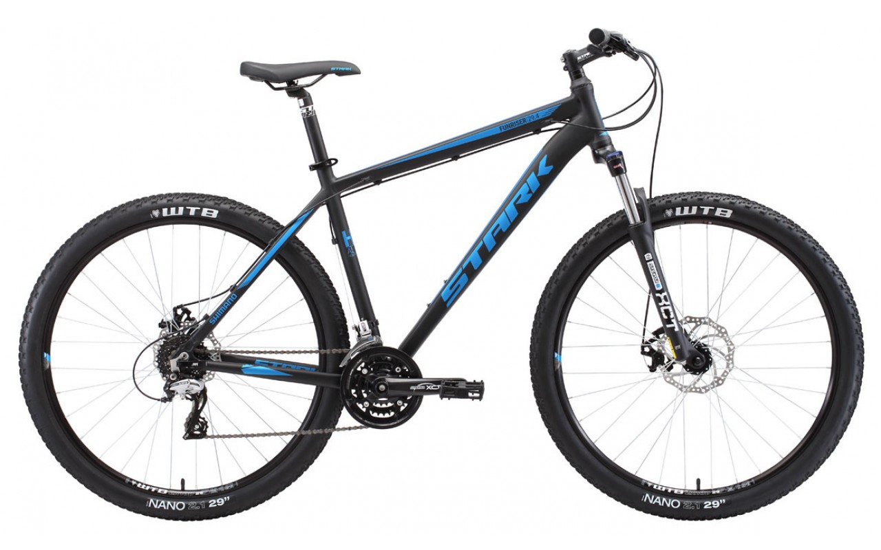 Горный велосипед Stark Funriser 29.4 D (2018)
