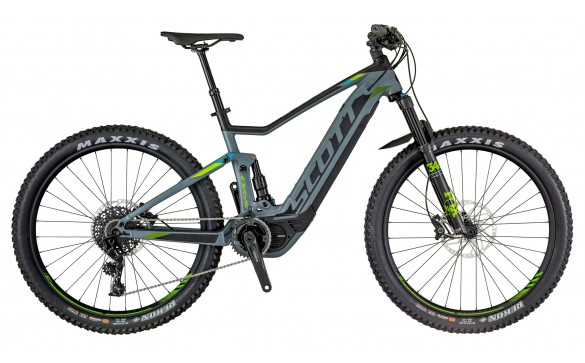 Горный велосипед Scott E-Spark 720 (2018)