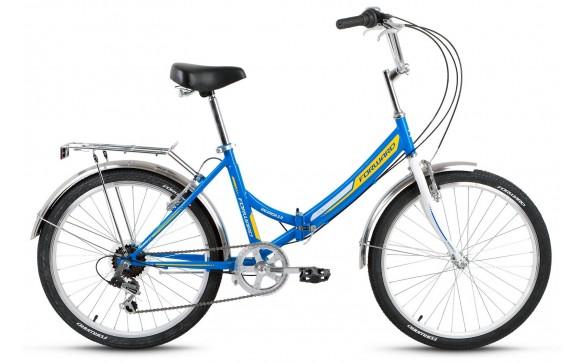 Складной велосипед Forward Valencia 2.0 (2018)