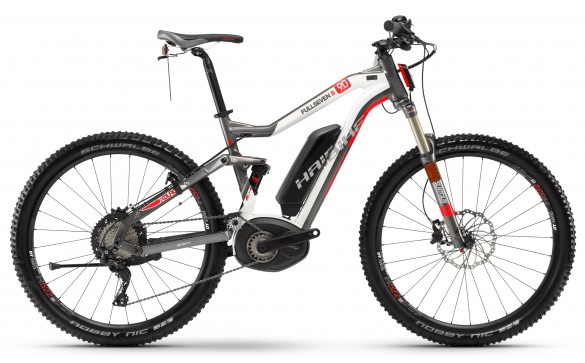 Электровелосипеды Haibike Xduro FullSeven S 9.0 (2018)