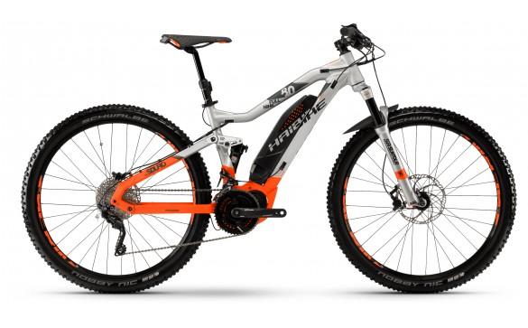 Электровелосипед Haibike Sduro FullNine 8.0 500Wh 20-Sp XT HB YXC (2018)