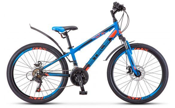 Подростковый велосипед Stels Navigator-450 MD 24 V010 (2017)