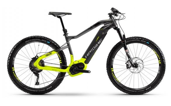 Электровелосипед Haibike Sduro HardSeven 9.0 500Wh 11s XT (2018)