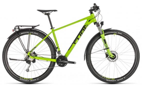 Горный велосипед Cube Aim SL Allroad 27.5 (2019)