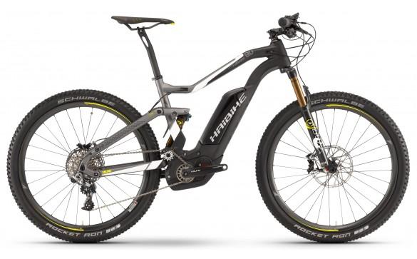 Электровелосипеды Haibike Xduro FullSeven Carbon 9.0 (2018)