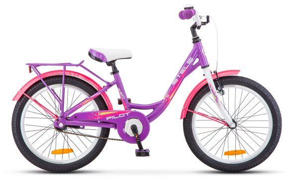 Детский велосипед Stels Pilot-220 Lady 20 V010 (2017)