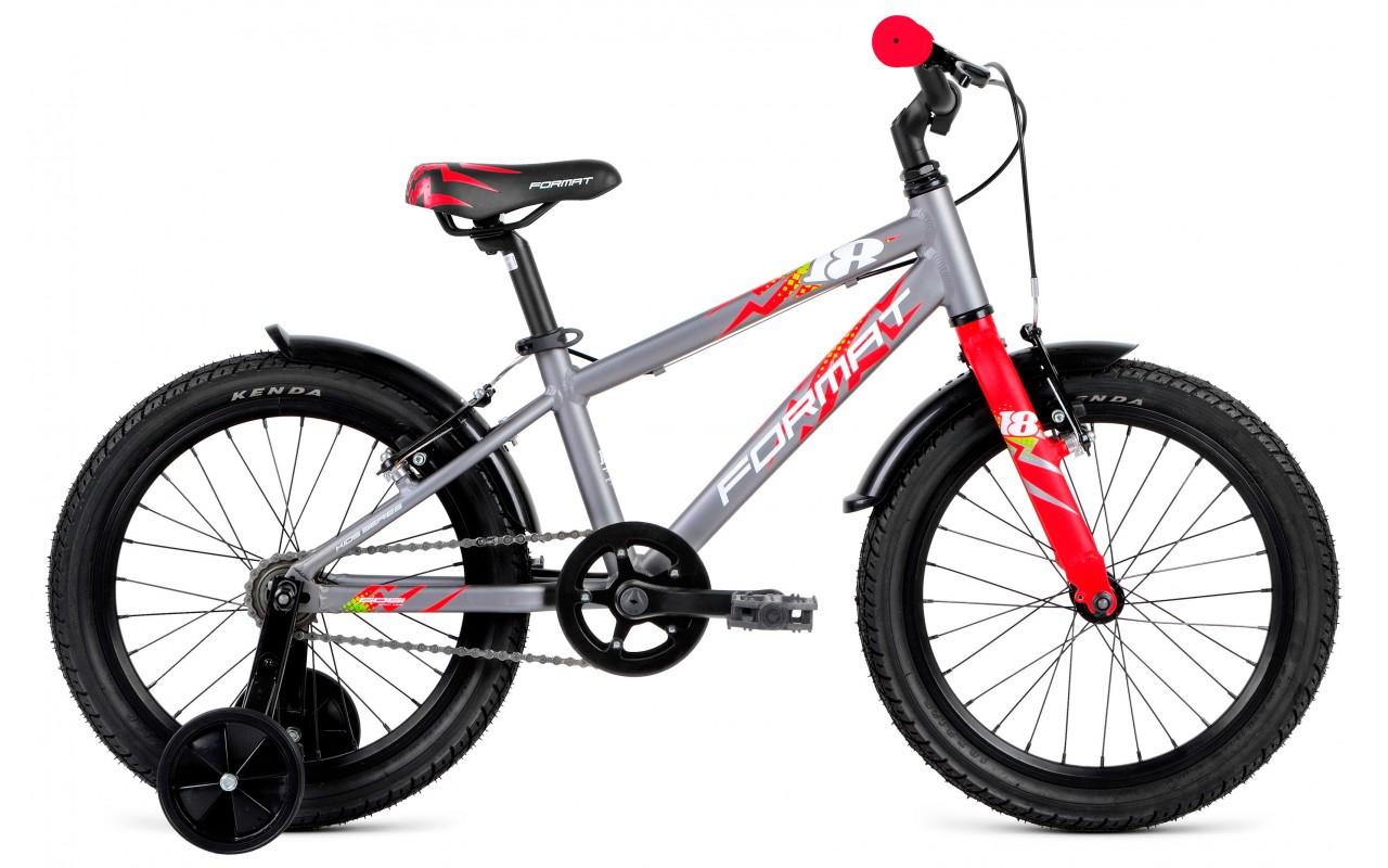 Детский велосипед Format Kids 18 (2018)