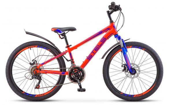 Подростковый велосипед Stels Navigator-400 MD 24 V010 (2017)