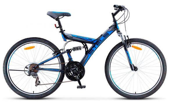 Горный велосипед Stels Focus V 18-sp V030 (2017)