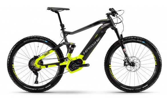 Электровелосипед Haibike Sduro FullSeven 9.0 500Wh 11s XT (2018)