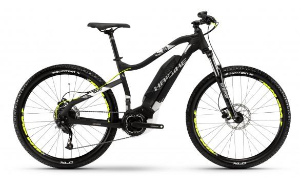 Электровелосипед Haibike Sduro HardSeven 1.0 400Wh 9s Altus (2018)
