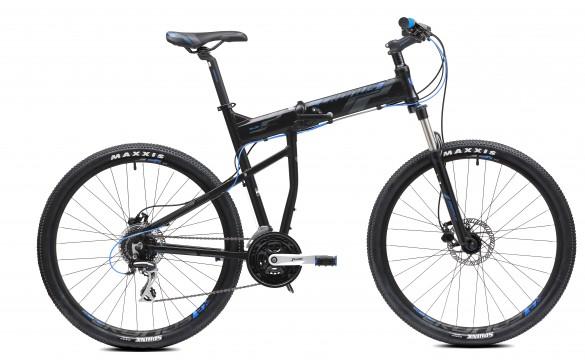 Складной велосипед Cronus Soldier 1.0 27,5 (2018)