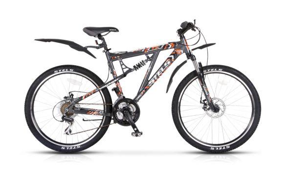 Двухподвесный велосипед Stels Voyager MD 26 (2014)