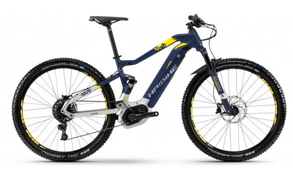 Электровелосипед Haibike Sduro FullNine 7.0 500Wh 11s NX (2018)