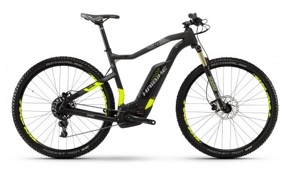 Электровелосипед Haibike Sduro HardNine Carbon 8.0 500Wh 11s NX (2018)