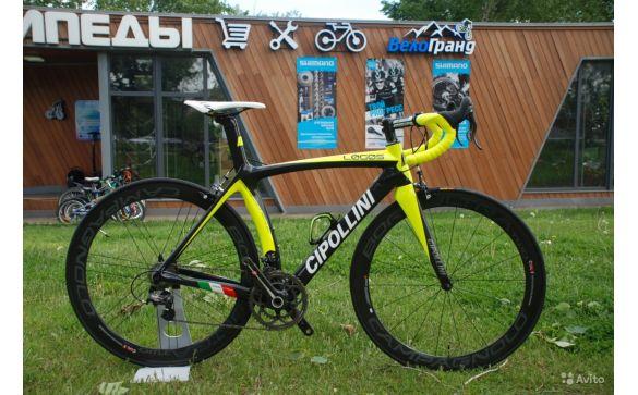 Шоссейный велосипед Cipollini Logos