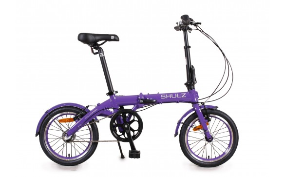 Cкладной велосипед Shulz Hopper 3 (2018)