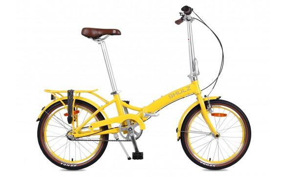 Cкладной велосипед Shulz GOA Coaster (2018)