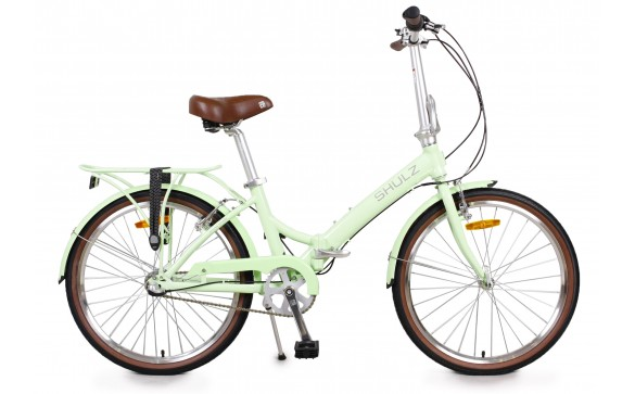Cкладной велосипед Shulz Krabi V-brake (2018)