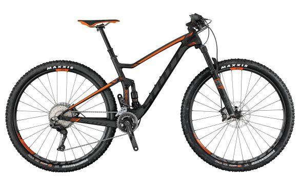 Двухподвесный велосипед Scott Spark 710 (2017)