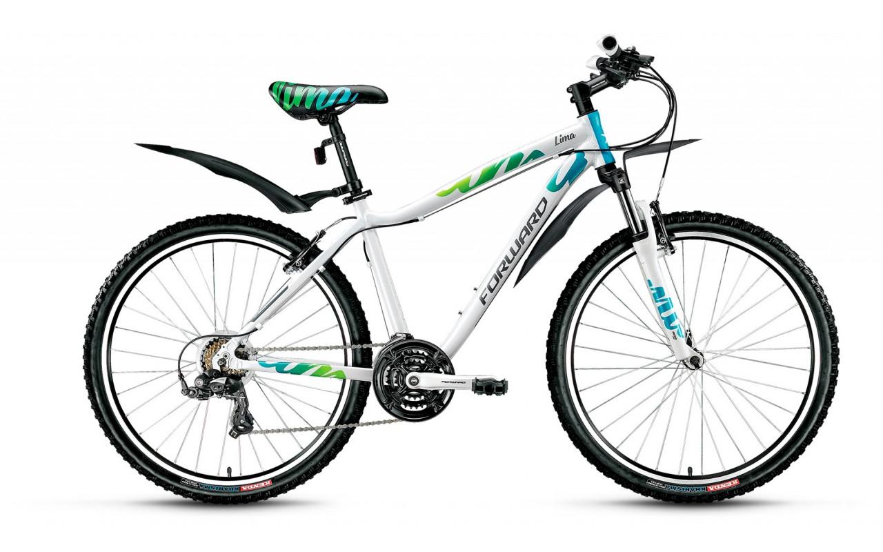 Горный велосипед Forward Lima 1.0 (2017)