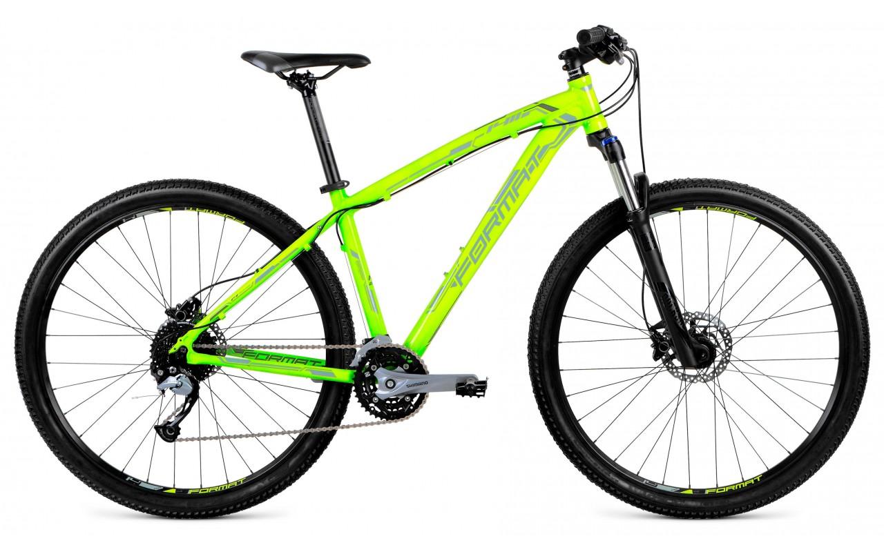 Горный велосипед Format 1411 29 2018