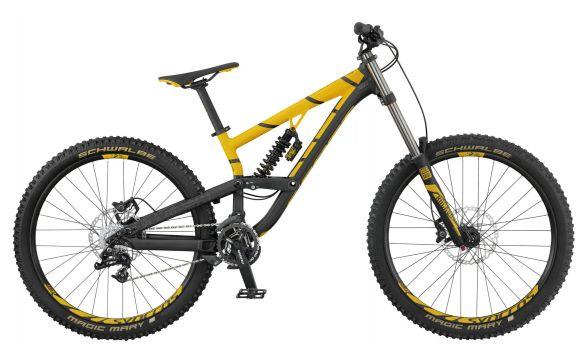 Двухподвесный велосипед Scott Voltage FR 720 (2017)