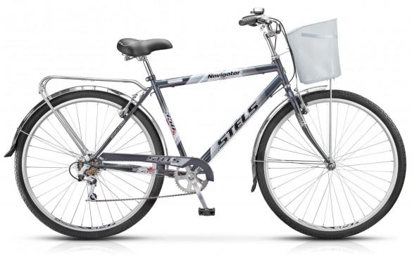 Городской велосипед Stels Navigator 350 Gent Z010 (2017)