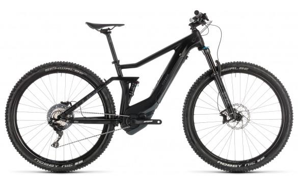Электровелосипед Cube Stereo Hybrid 120 HPC SL 500 Kiox 29 (2019)