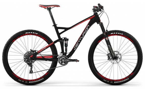 Двухподвесный велосипед Centurion Numinis 2000.27 2018