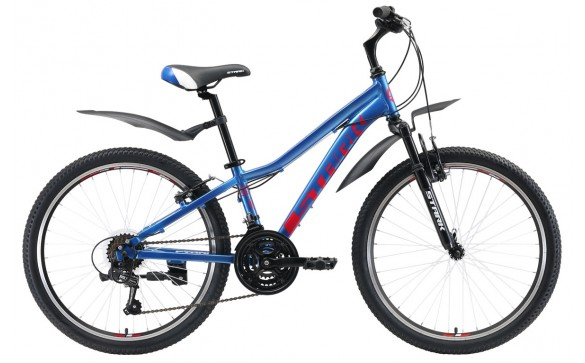 Подростковый велосипед Stark Bliss 24.1 V (2019)