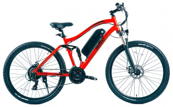 Горный велосипед Eltreco FS900 (2018)