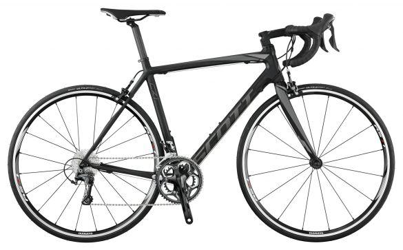 Шоссейный велосипед Scott CR1 10 (2017)