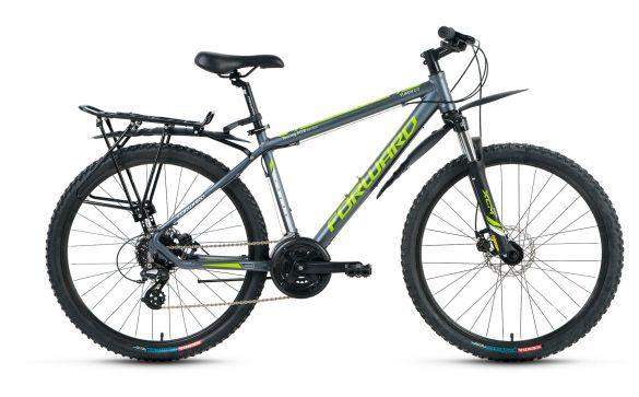 Горный велосипед Forward Yukon 2.0 disc (2017)
