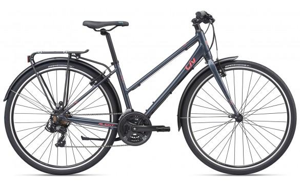 Женский велосипед Giant Alight 3 City 2020
