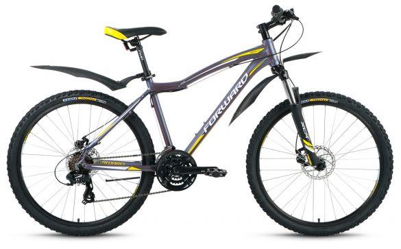 Горный велосипед Forward Hesper 2.0 disc (2017)