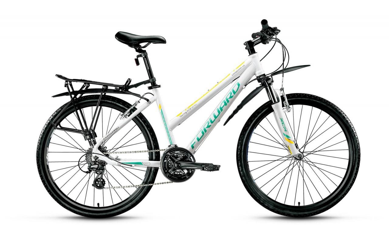 Горный велосипед Forward Canberra 1.0 (2017)