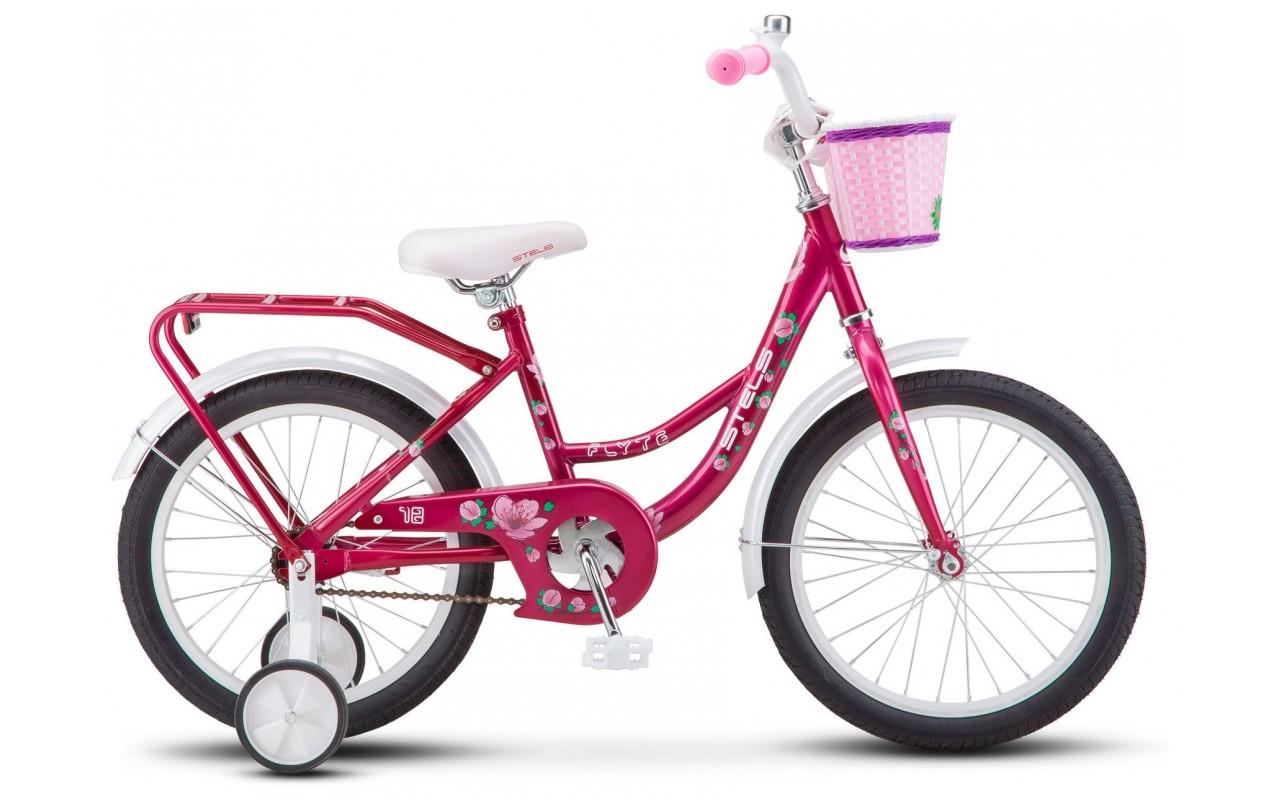 Детский велосипед Stels Flyte Lady 18 (Z011) 2018
