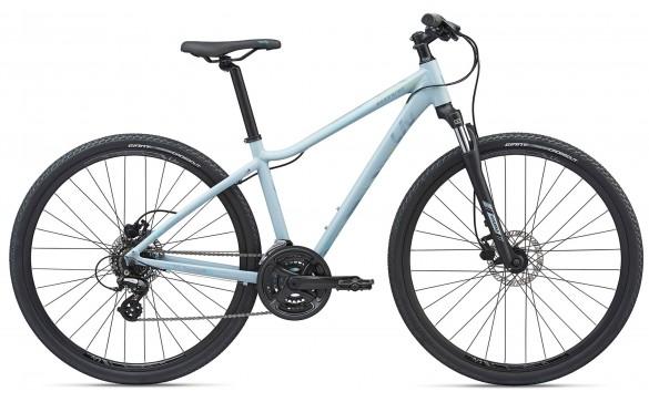 Женский велосипед Giant Rove 4 DD Disc 2020