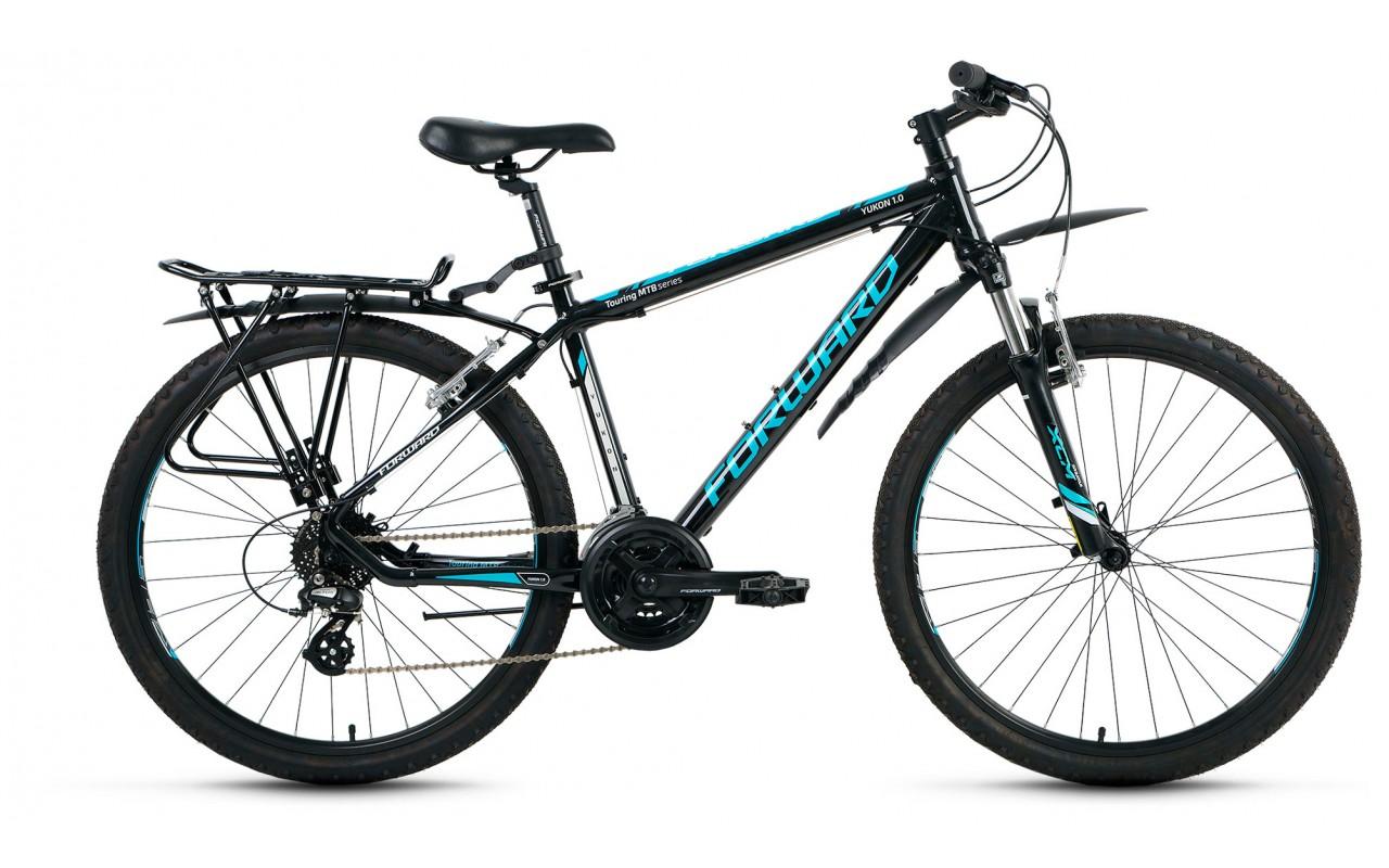 Горный велосипед Forward Yukon 1.0 (2017)