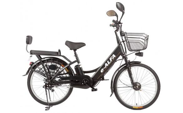 Электровелосипед Eltreco e-Alfa (2018)