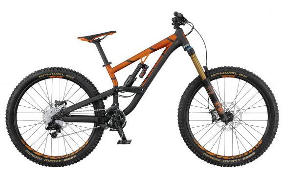 Двухподвесный велосипед Scott Voltage FR 710 (2017)