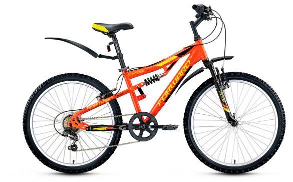 Подростковый велосипед Forward Cyclone 1.0 (2017)