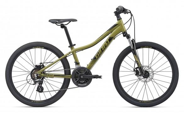 Подростковый велосипед Giant XTC Jr Disc 24 2020