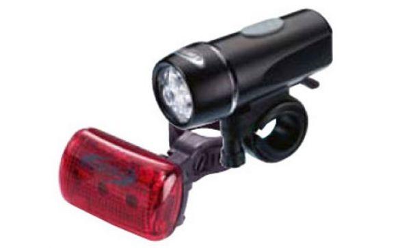 Комплект фонарей BBB BLS-28 UltraCombo