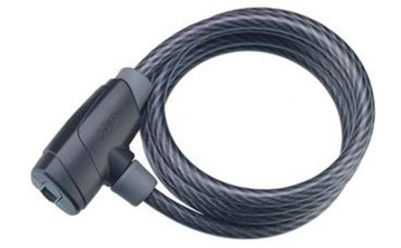 Велозамок BBB PowerSafe 8 mm x 1500 mm Coil cable (BBL-31)