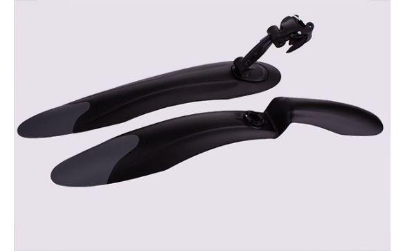 Крылья для колес велосипедные 26˝ sw-671 nf/hr